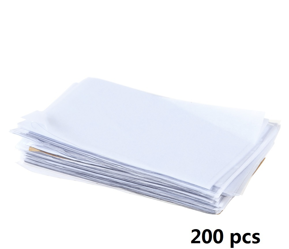 200pcs Watchmaker Watch Tissue Papers