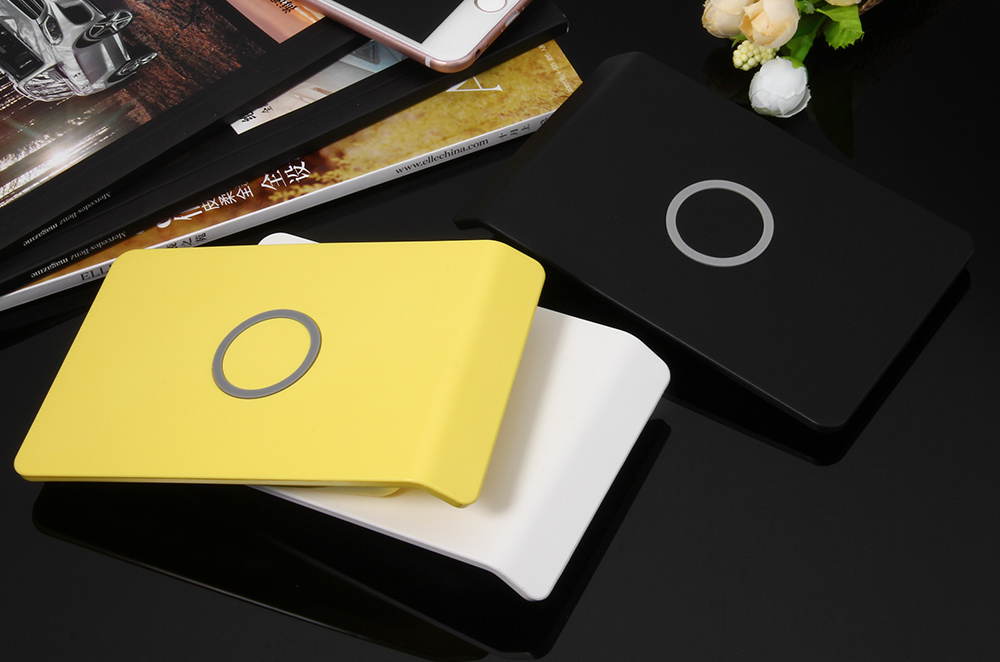 Qi Wireless Charger Dock Charging Stand