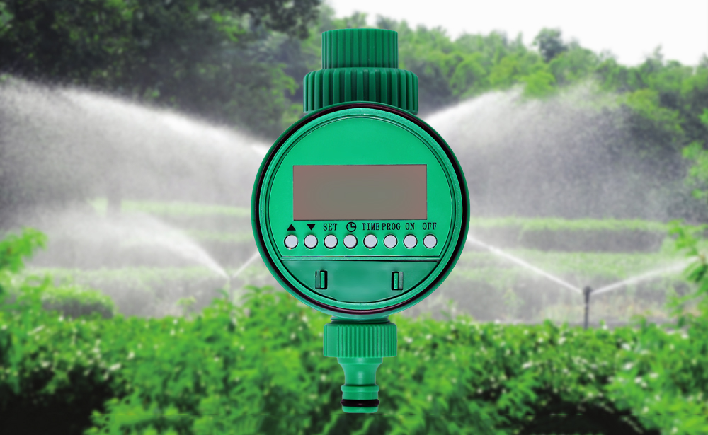 Automatic Irrigation Timer Controller Household Sprinkler Garden Supplies