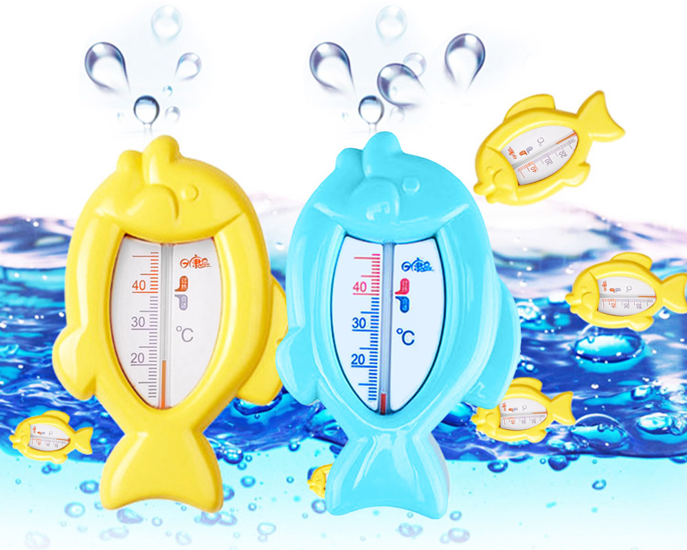 Rikang Cute Fish Shape Baby Bathe Water Thermometer -$5.76 Online ...