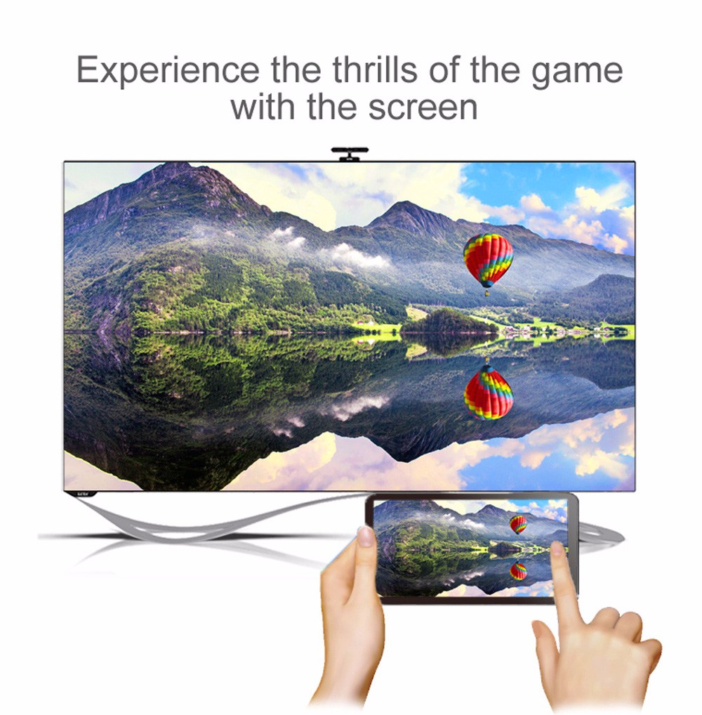 Mirascreen MX DLNA Airplay WiFi Display Miracast TV Dongle Receiver