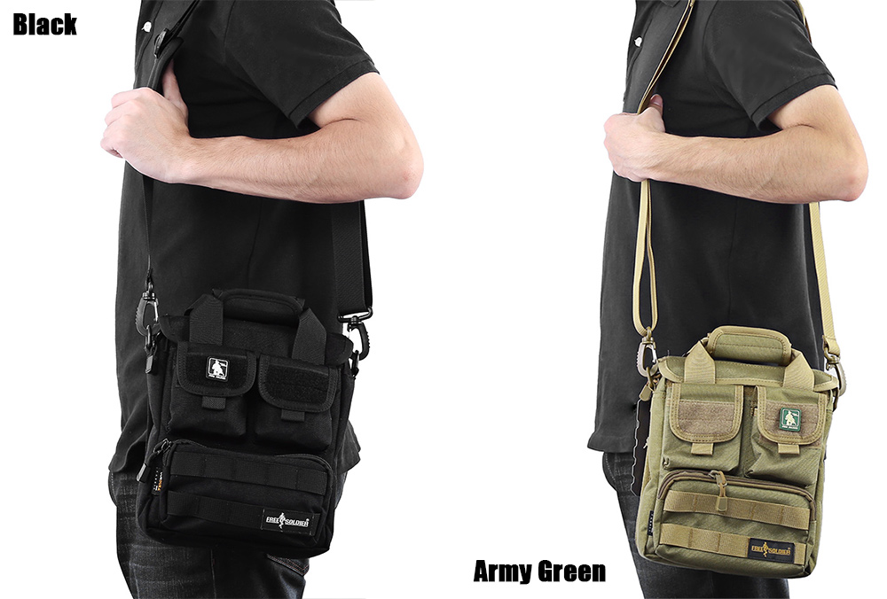 Free Soldier Outdoor Cordura Single-shoulder Bag -$30.89 Online ...