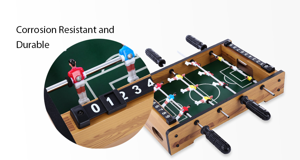 WIN MAX Mini Table Soccer Football Family Sport Triumph Game