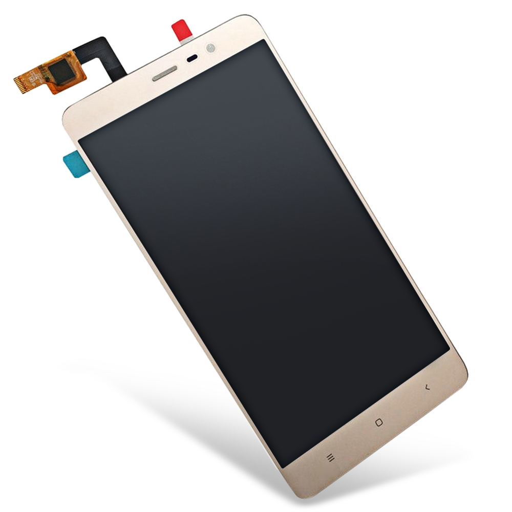 Lcd Display Touchscreen Fr Xiaomi Redmi Note 3 Pro 2680 Online Golden