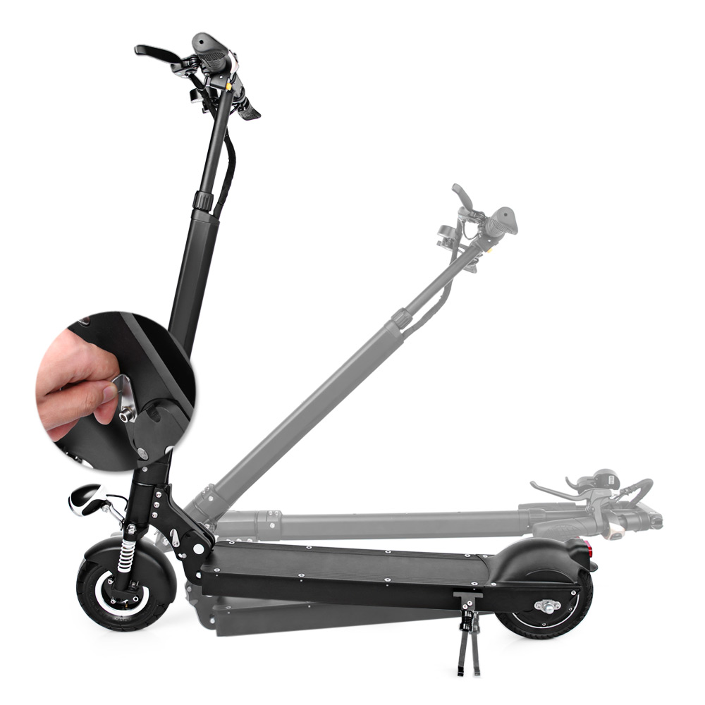 Smartlife Tow-wheel Electric Scooter Self Balance Folding Board with Lamp