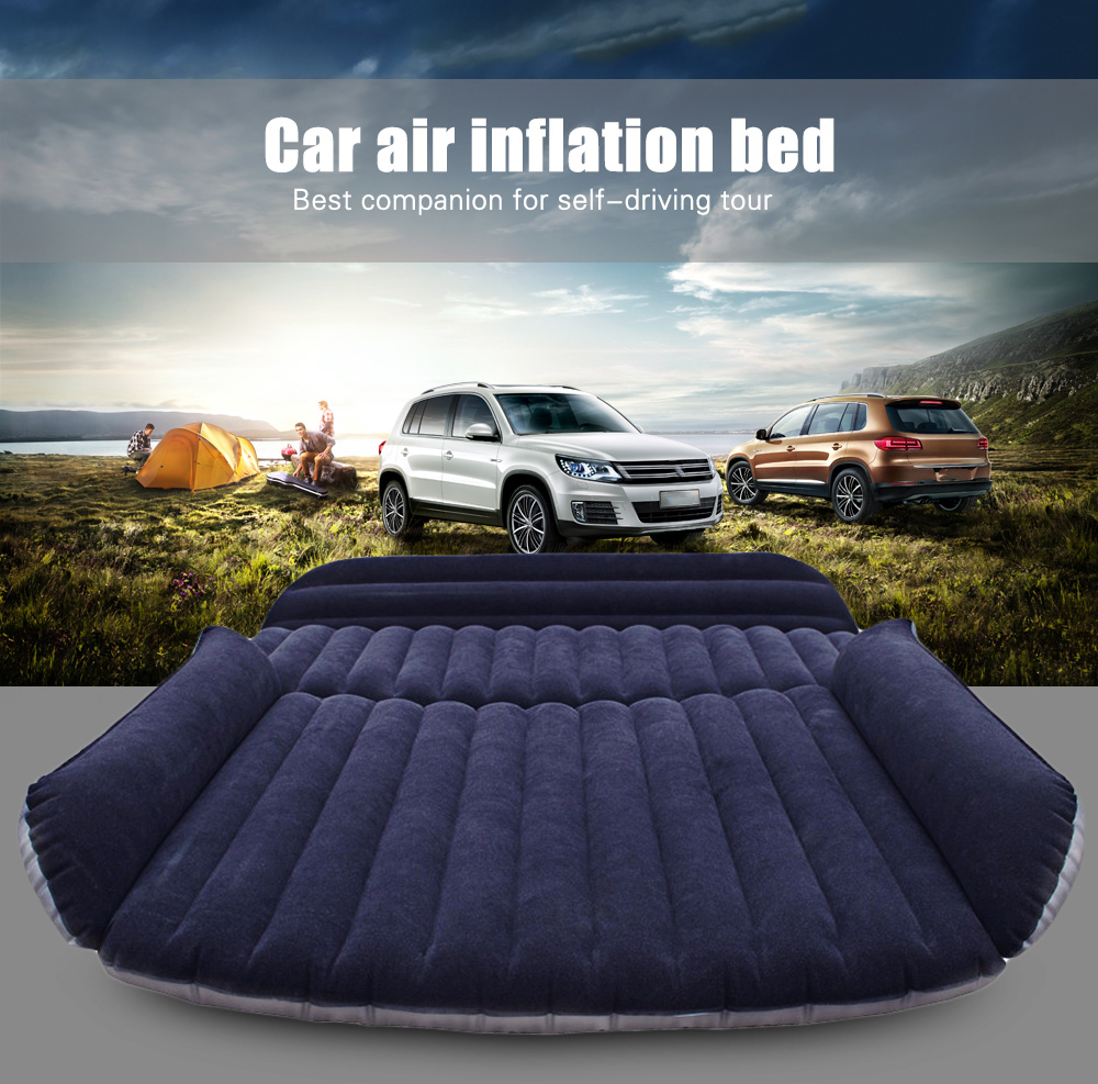 Drive Travel Inflatable Car Bed Air Mattress Gearbest