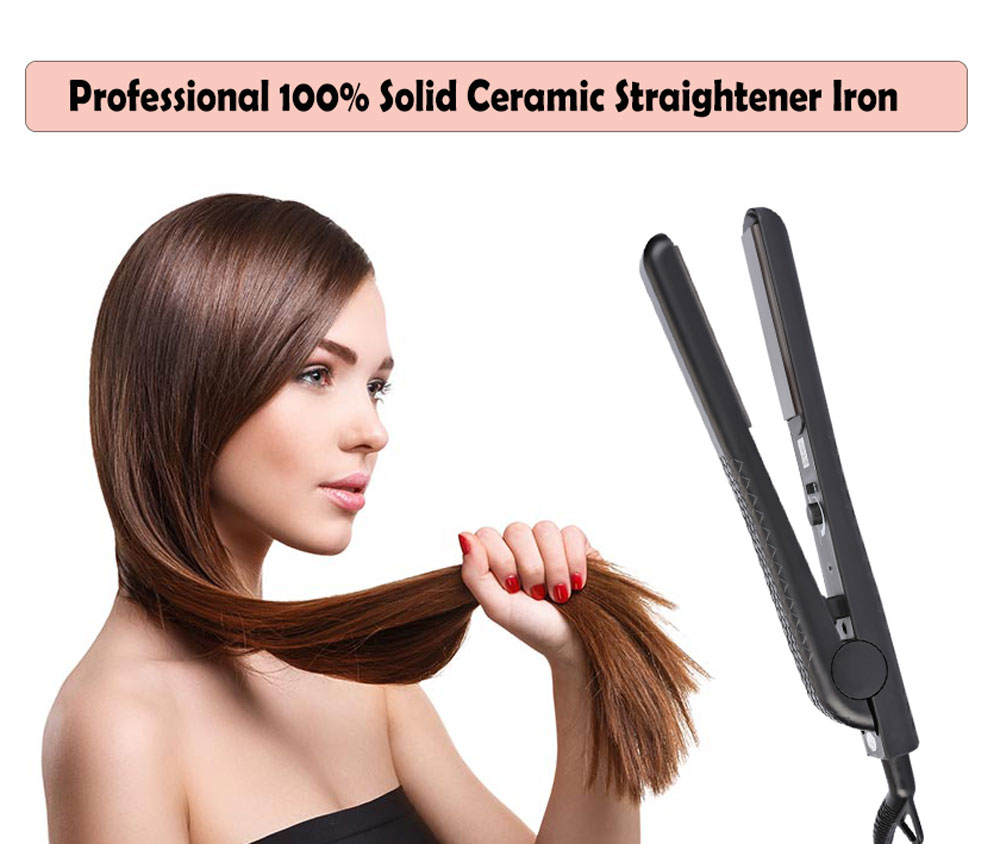 Hairstyling Portable Ceramic Hair Straightener Irons Styling Tools