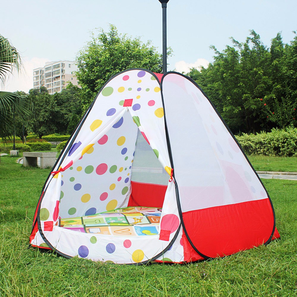 pop up children play tent educational toy house online shopping. Black Bedroom Furniture Sets. Home Design Ideas