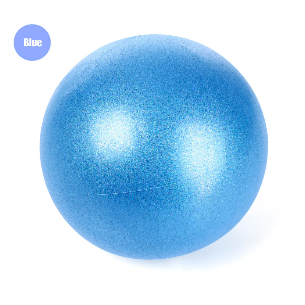 Mini Fitness Yoga Ball Home Physical Exercise Balance Training Equipment- Blue