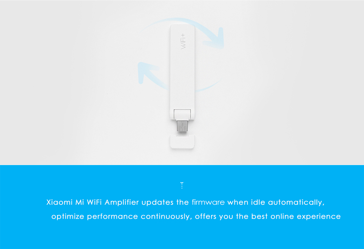Oferta extensor de red Xiaomi Wifi Amplifier 2 por 6 euros (Cupón Descuento) 2 xiaomi wifi amplifier 2