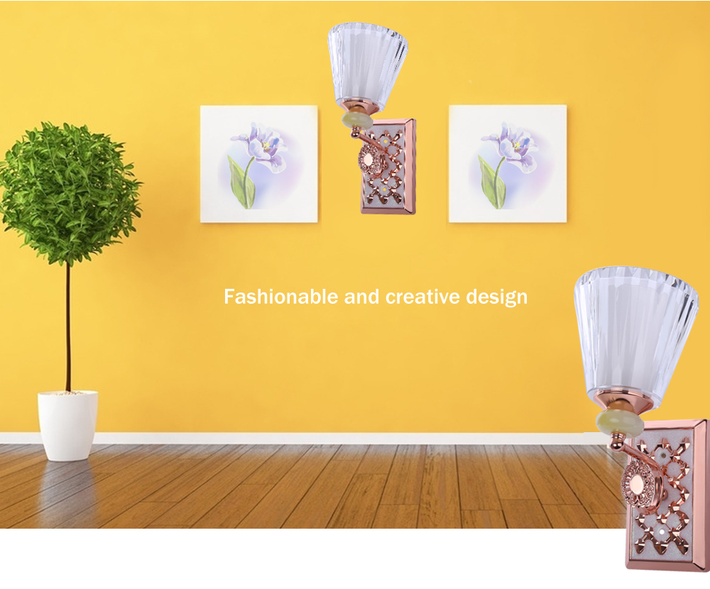 Creative Design LED Wall Lamp -$12.58 Online Shopping| GearBest.com
