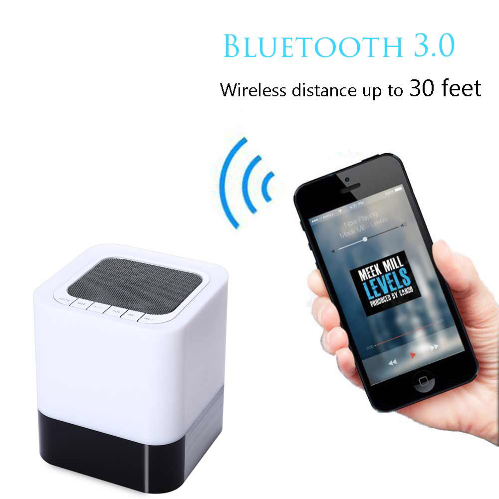 MUSKY DY28 Portable Wireless Bluetooth Stereo Speaker Audio Input Call Time