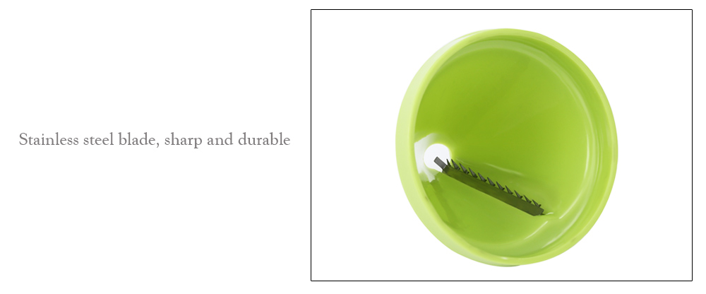Multifunctional Spiral Vegetable Fruit Slicer Shredder Kitchen Accessories