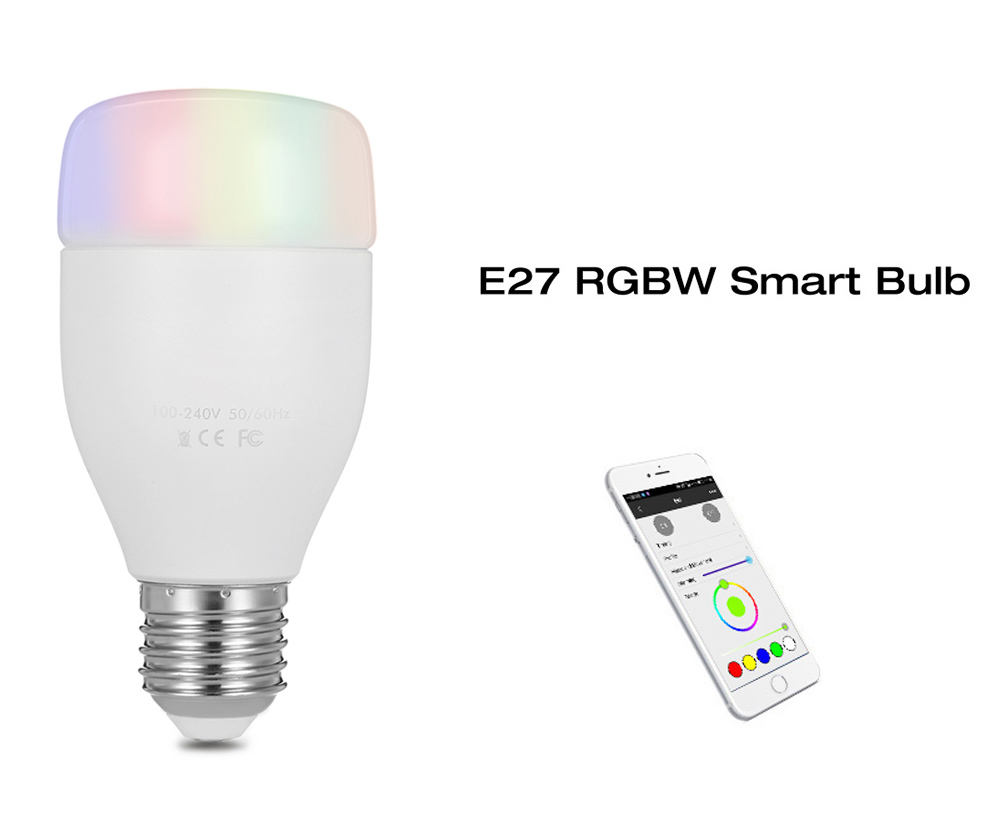 E27 6W WiFi Smart Bulb Smartphone Controlled Party Lights -$24.91 ...