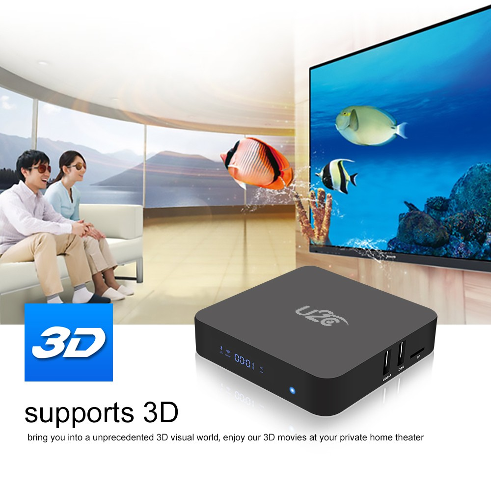 U2C Z - TURBO TV Box
