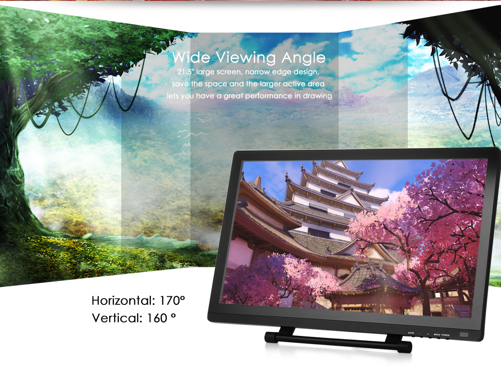 Acepen AP - 2150 Drawing Tablet Display 21 5 inch EU PLUG-$489
