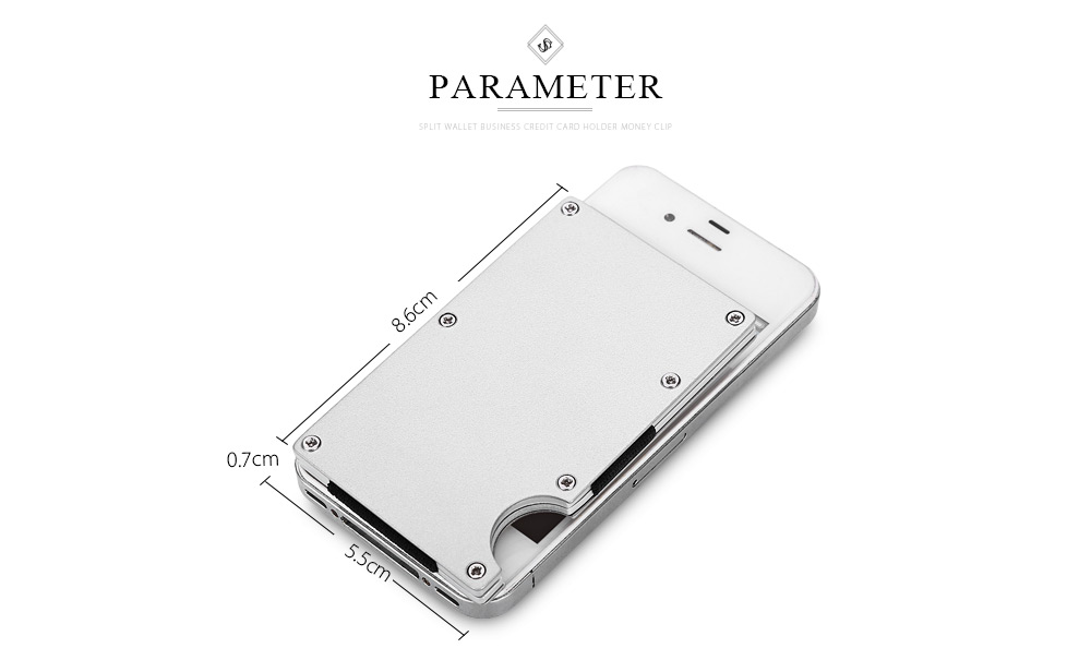 37a362c669c Package weight  0.1400 kg. Package size (L x W x H)  7.00 x 1.60 x 10.30 cm    2.76 x 0.63 x 4.06 inches. Package Contents  1 x Money Clip