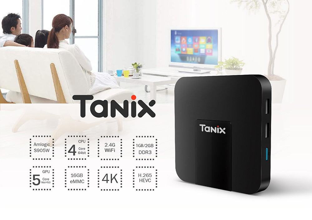 Tanix TX3 OFFER