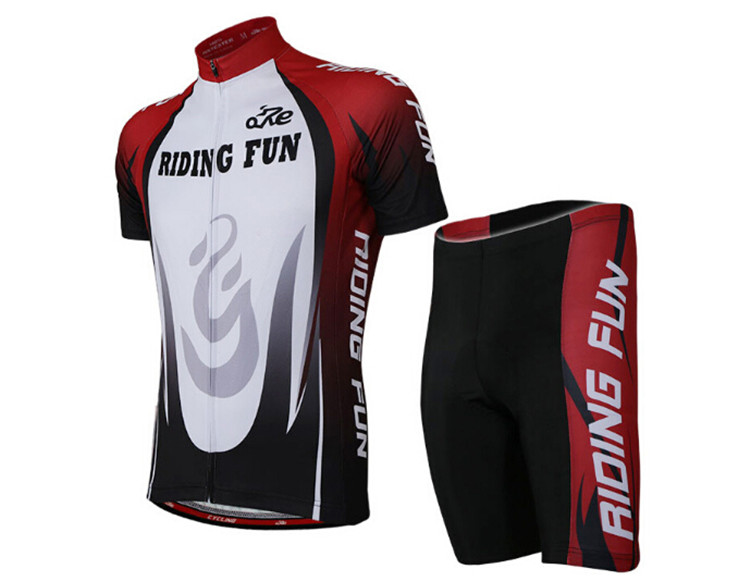 DSFA Cycling Wear Long-sleeved Suit Mens Bicycle Clothing Spring Summer Autumn Thin Section Riding Downhill Clothing