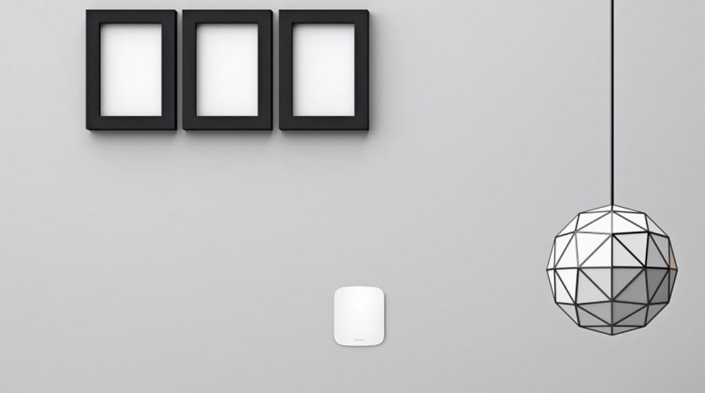 Intelligent Bluetooth 4.1 APP Remote-controlled Smart Wall Switch- White One-button