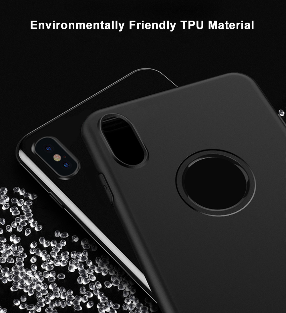 HOCO Fascination Series Case TPU  Protective Skin Back Cover for iPhone X