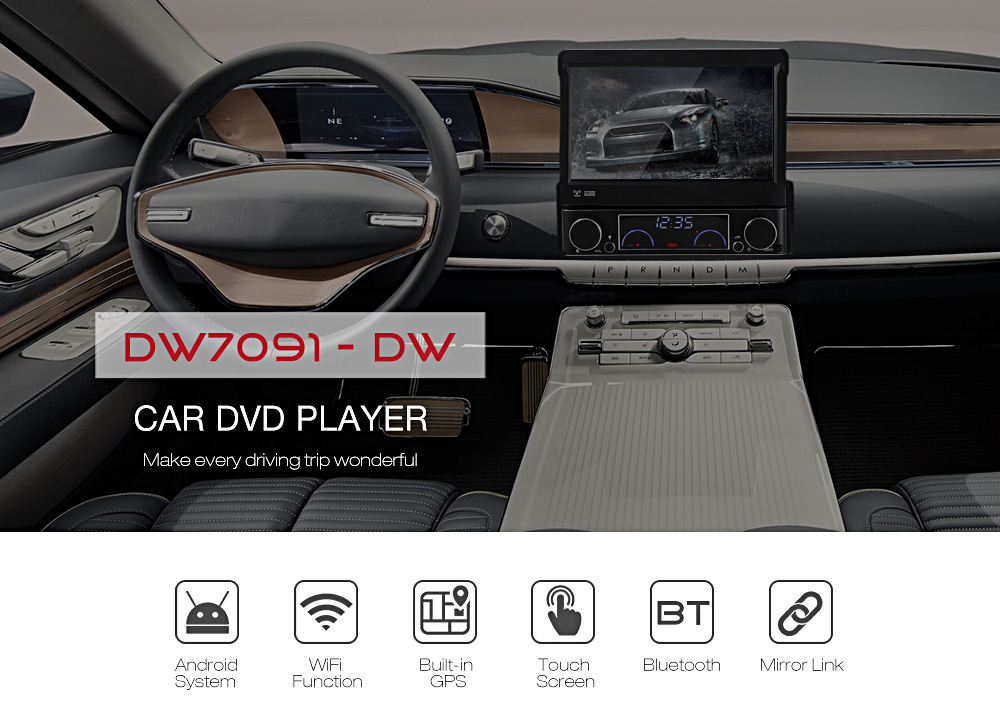 dw7091 dw android 6 0 1 car dvd player online. Black Bedroom Furniture Sets. Home Design Ideas