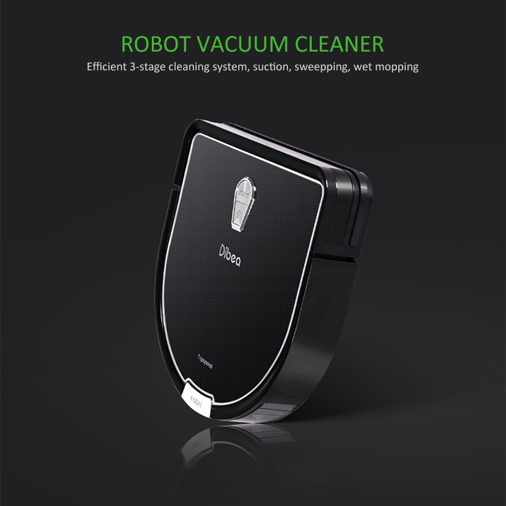 Dibea D960 Sweeper Robot Vacuum Cleaner Household Aspirator