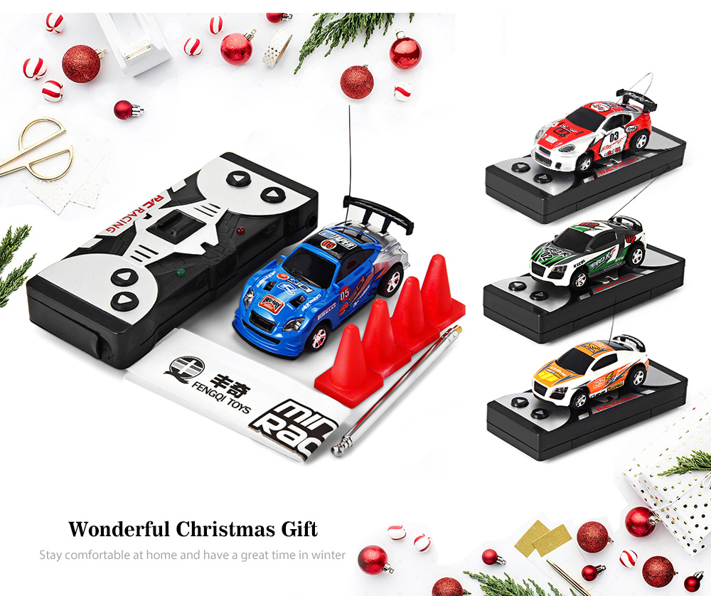 1 63 coke can mini rc racing car kids gift online shopping. Black Bedroom Furniture Sets. Home Design Ideas