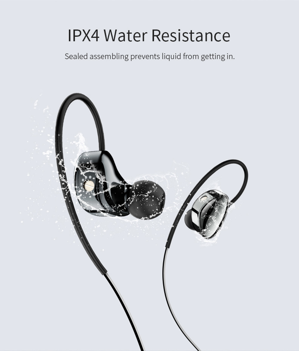 2018 Hottest Fashion Magnetic Wireless Bluetooth Sports Earphones Heavy Bass Metal Earbuds In-ear Earpieces Universal For Phone Bracing Up The Whole System And Strengthening It Earphones & Headphones Consumer Electronics