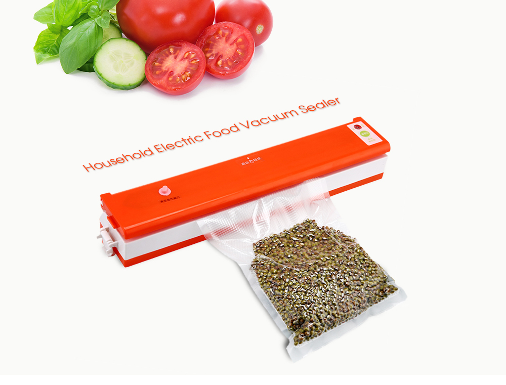 Household Electric Food Vacuum Sealer