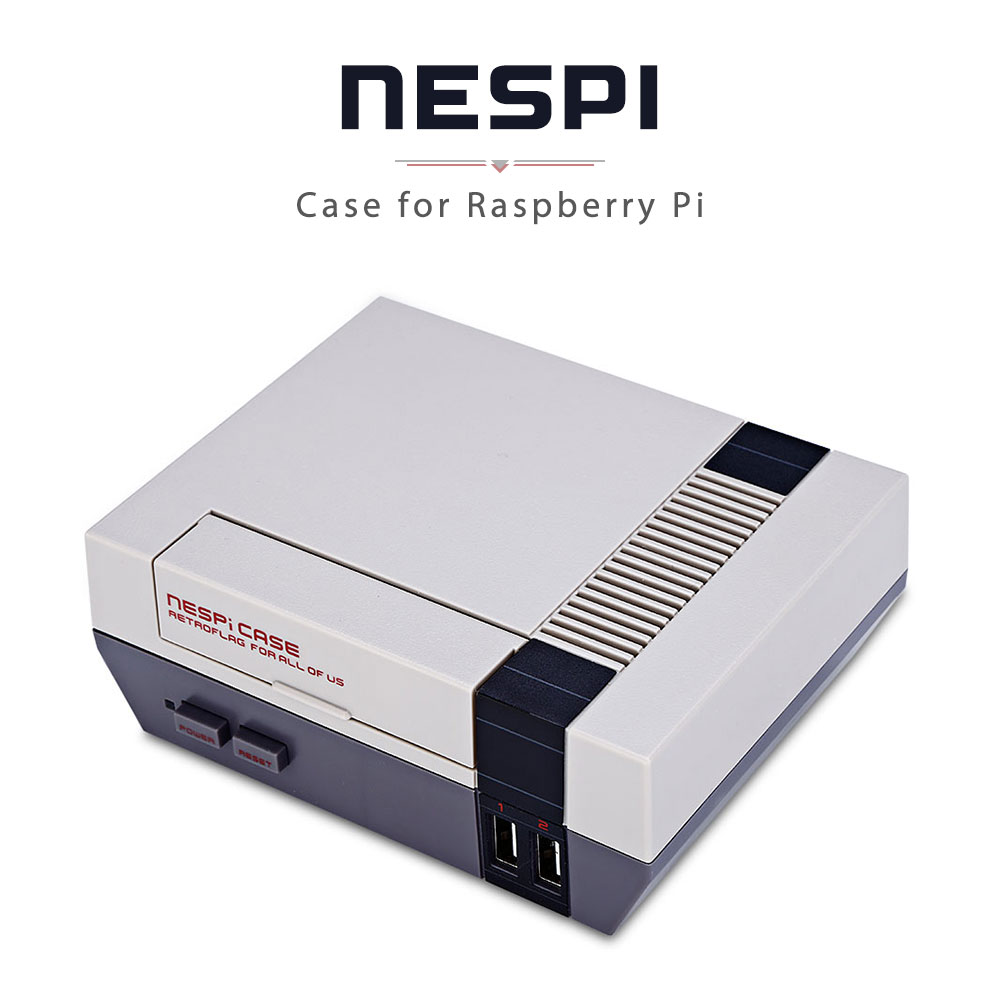 Retroflag Nespi Case For Raspberry Pi 3 2 And B 23 95 Free