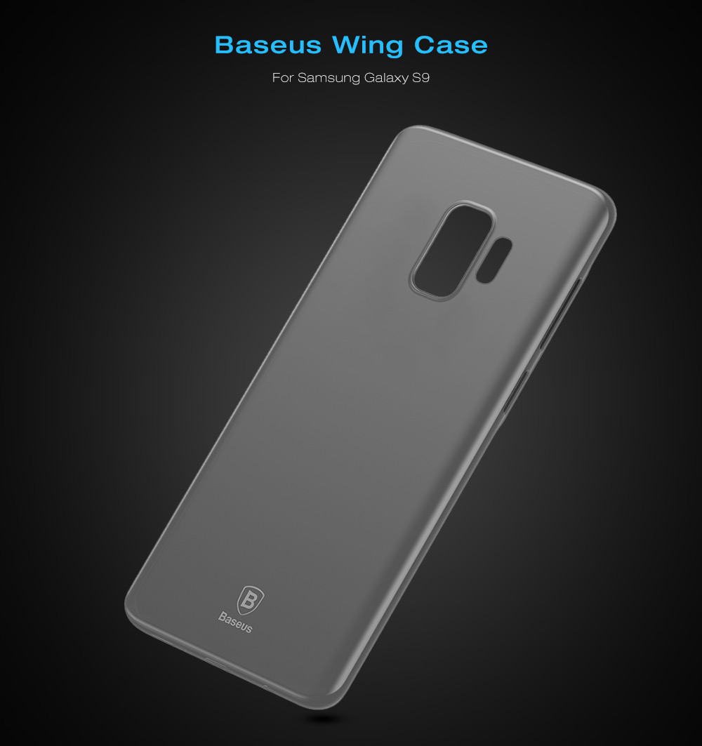 buy online 3f2b0 17471 Baseus Wing Case Matting Slim for Samsung Galaxy S9