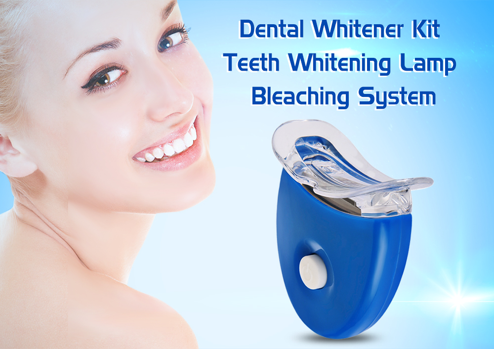 Package Content: 10 x Whitening Gel (3ml per), 2 x Latest Design Thermoform Single Arch Trays, 1 x Mini Cold Light Whitening Lamp, 1 x Professional 3D Teeth ...