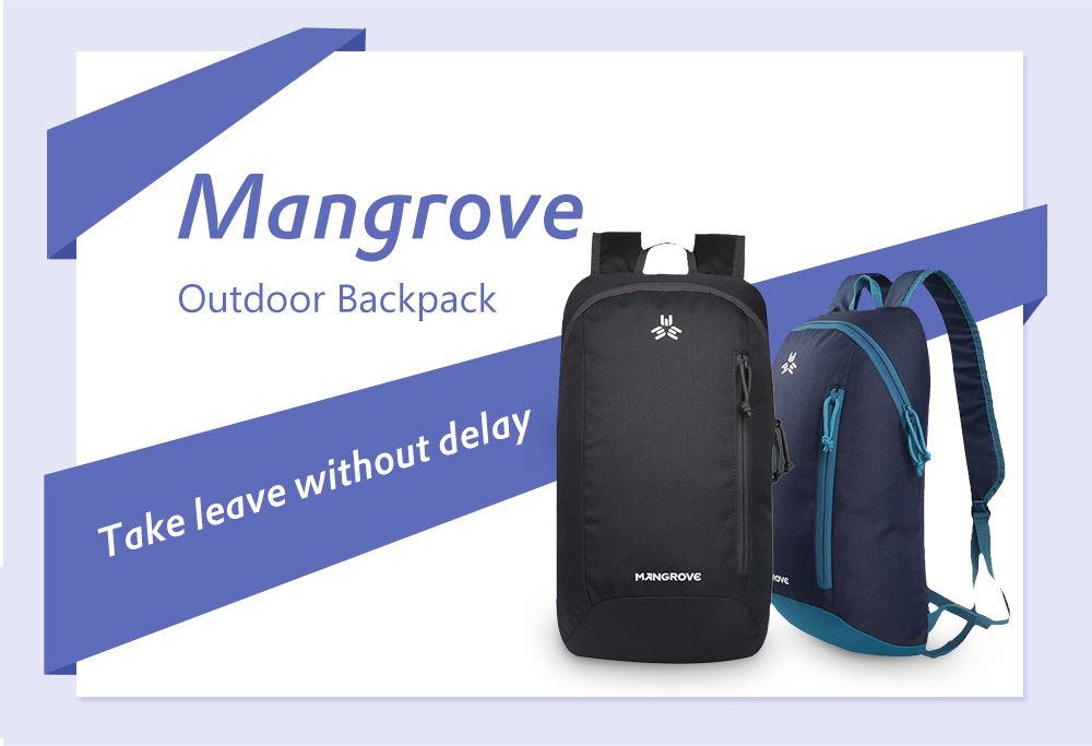 Mangrove Polyester Outdoor Mini Backpack