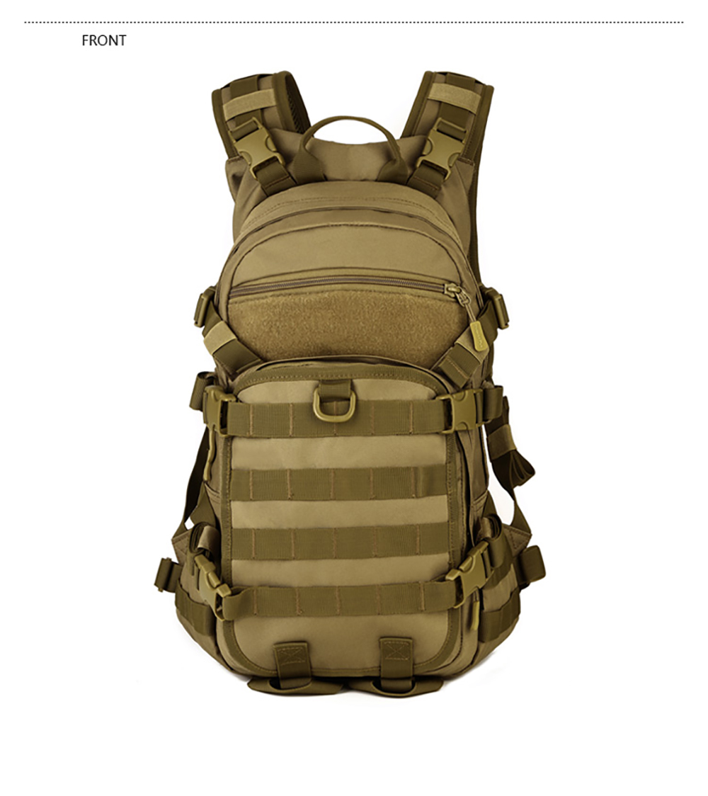 Protector Plus 25L Outdoor Tactical Backpack Bicycle Helmet Bag