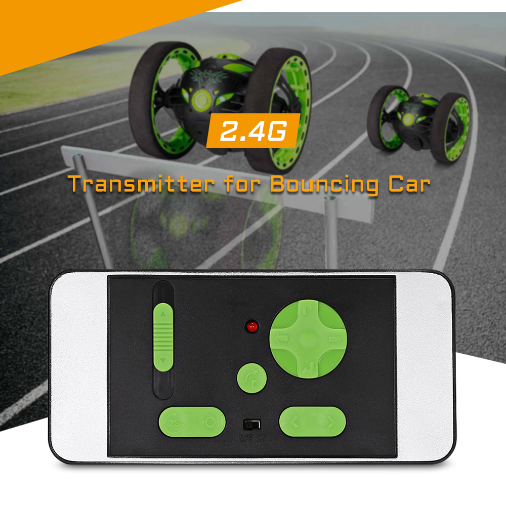 Paierge 2.4GHz Transmitter for Jumping Bouncing Car
