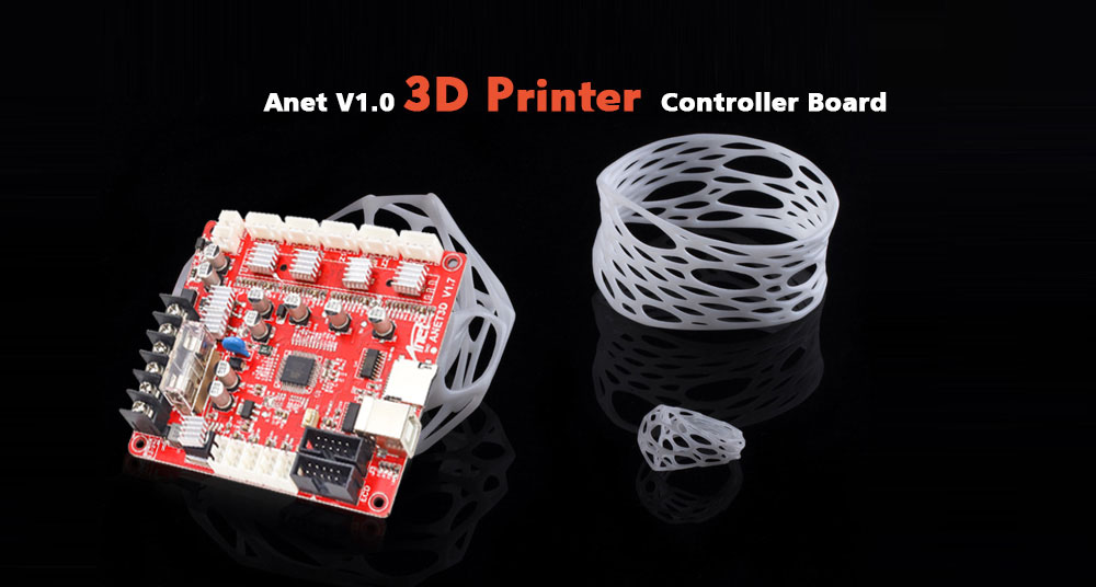 Anet V1 0 3D Printer Controller Board for A8