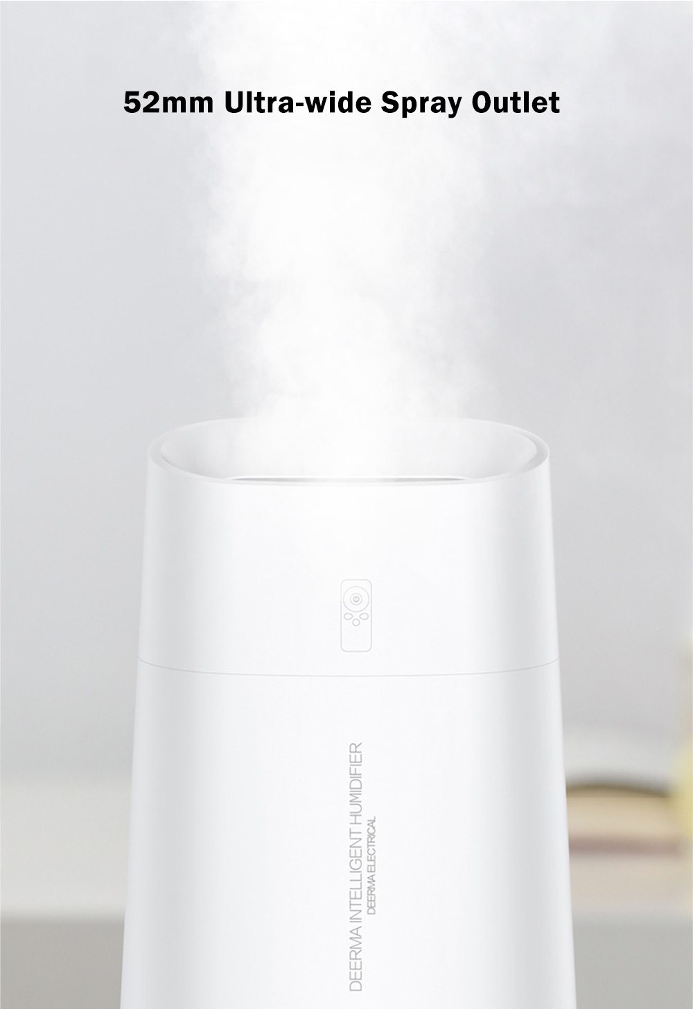 Deerma DEM - LD220 Cool Mist Air Humidifier with Intelligent Remote Control