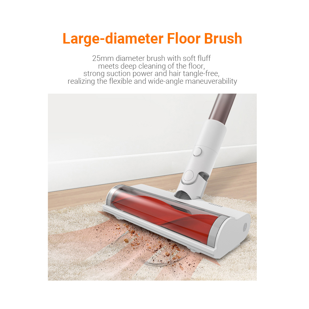 DREAME XR 5 -in-1 Hand-held Wireless Vacuum Cleaner 22 kPa Strong Suction 60min Long Endurance