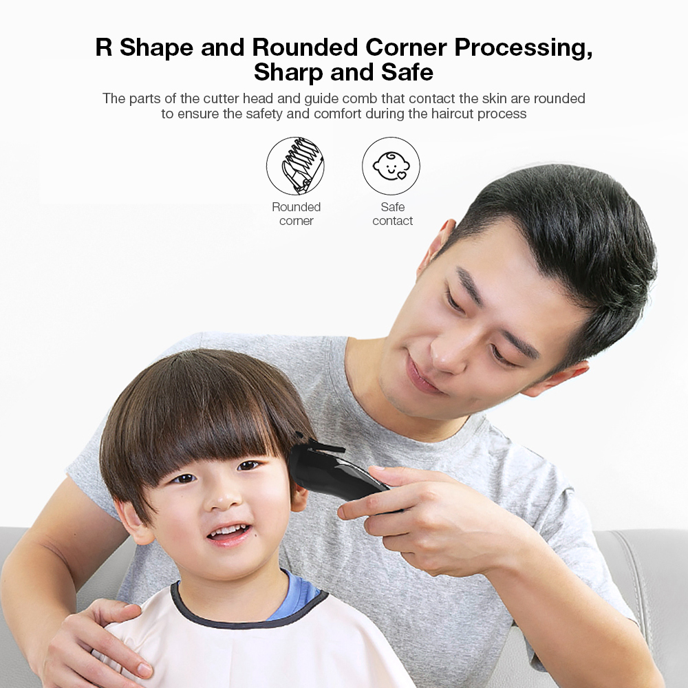 ENCHEN Sharp3S 7300RPM Rechargeable Electric Hair Trimmer 1 - 20mm Haircut 20-stage Guide Comb