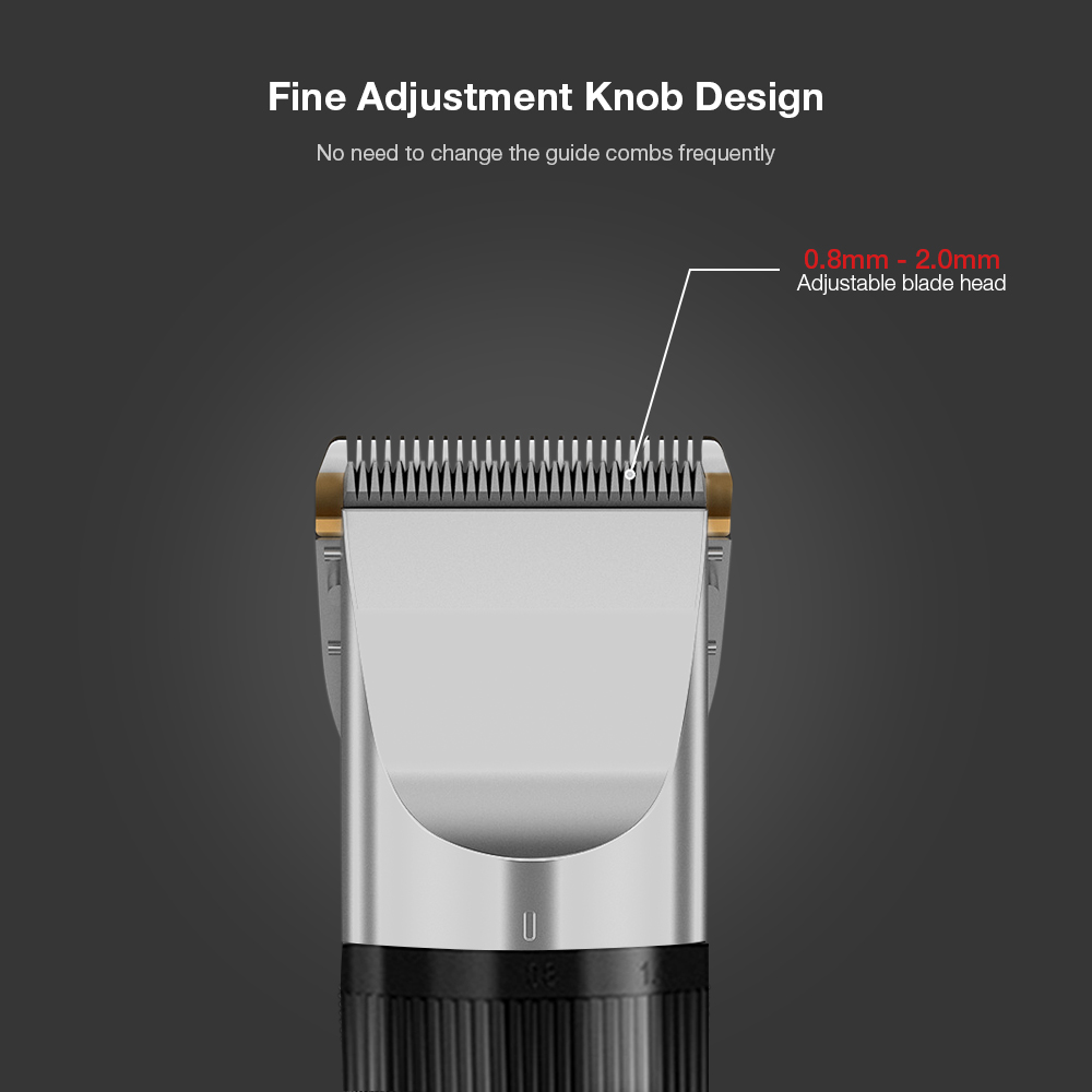 ENCHEN Rechargeable Electric Hair Clipper Adult Children Household Shaver