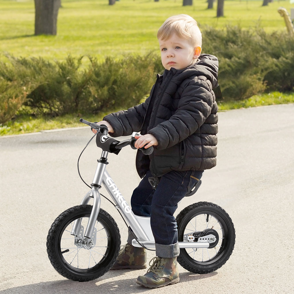 db17e1e049d ENKEEO 14'' Sport Balance Bike No Pedal Control Walking Bicycle  Transitional Cycling Training with