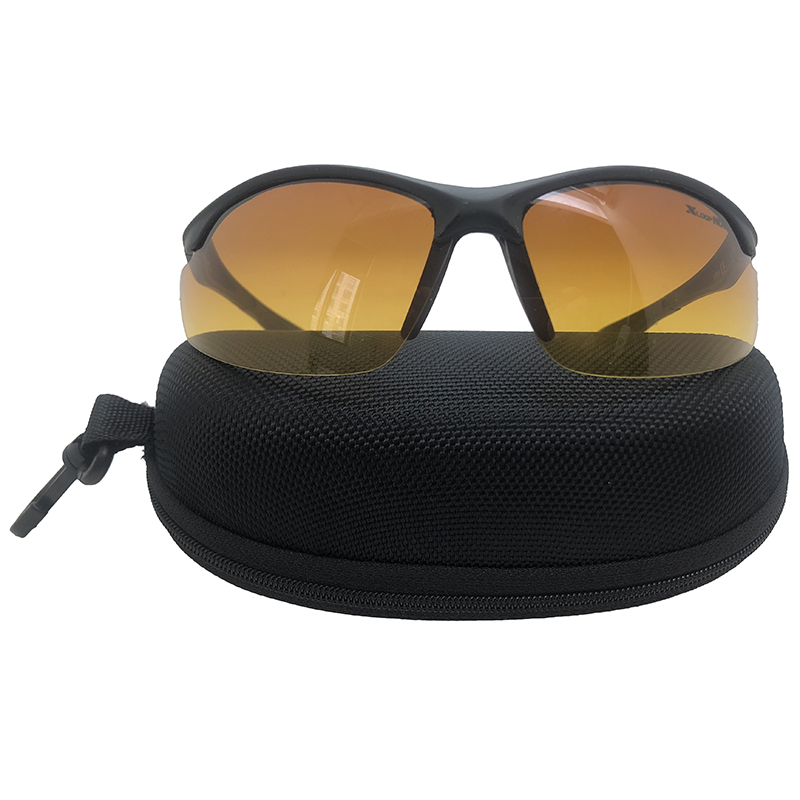 XLOOP Sports Sunglasses Lightweight Cycling Glasses Anti-UV for Outdoor Activities Running Cycling Fishing Hiking Skiing- Mirror Black