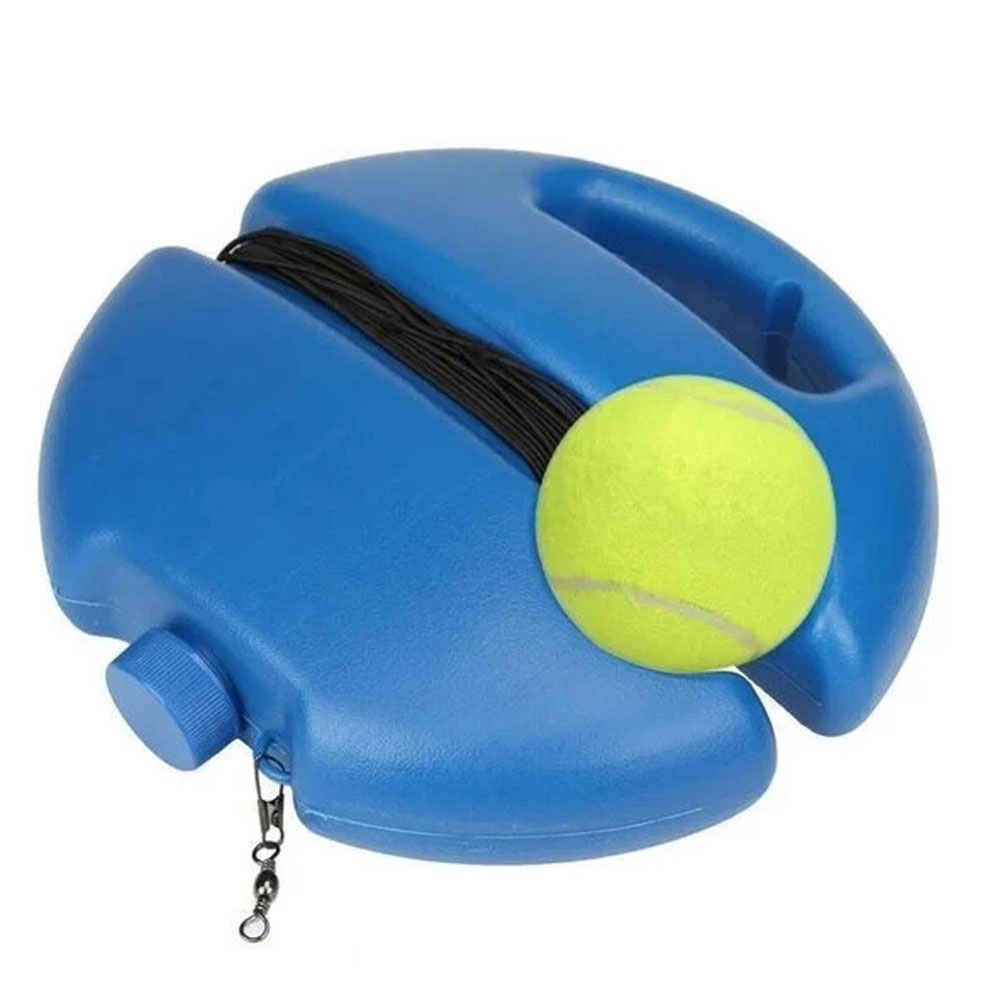 Solo Tennis Trainer Retractable Convenient Training Tennis Tool Outdoor&Sport Single Tennis Trainer