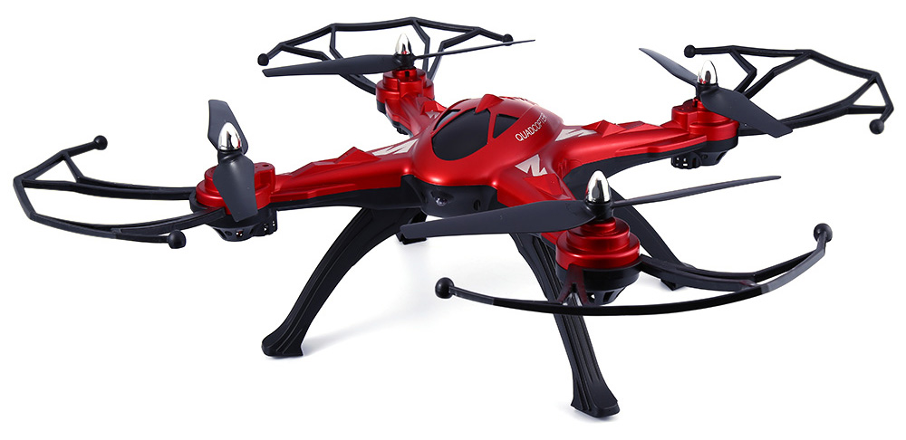 JJRC H25G 5.8G Real-time Transmission HD 2.0MP CAM 2.4G 4CH 6 Axis Gyro Quadcopter