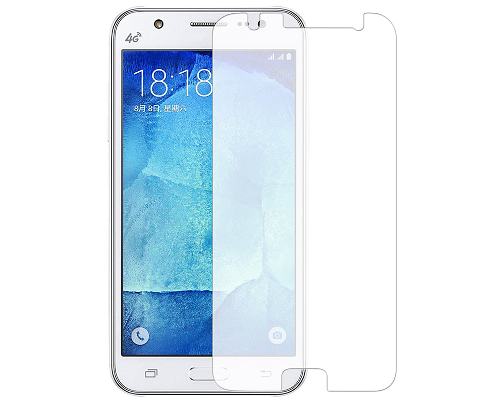 Angibabe 0.3mm 2.5D Tempered Glass Screen Film for Samsung Galaxy J5 Anti-shatter