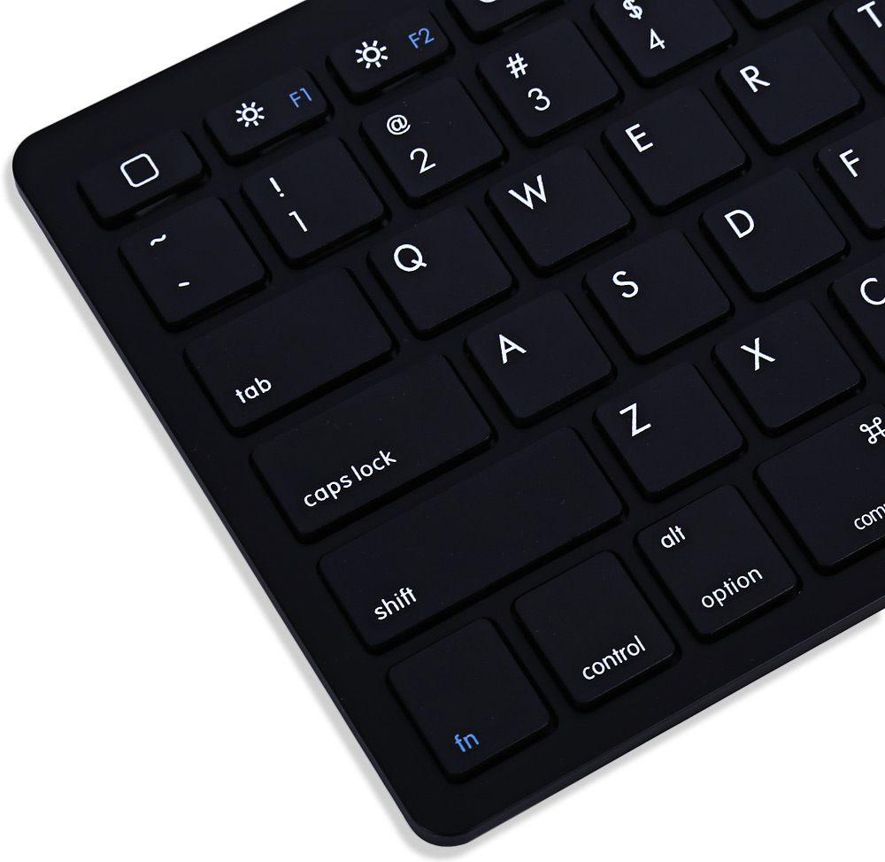 BK3001BA Bluetooth Wireless Russian Keyboard with 78 Key