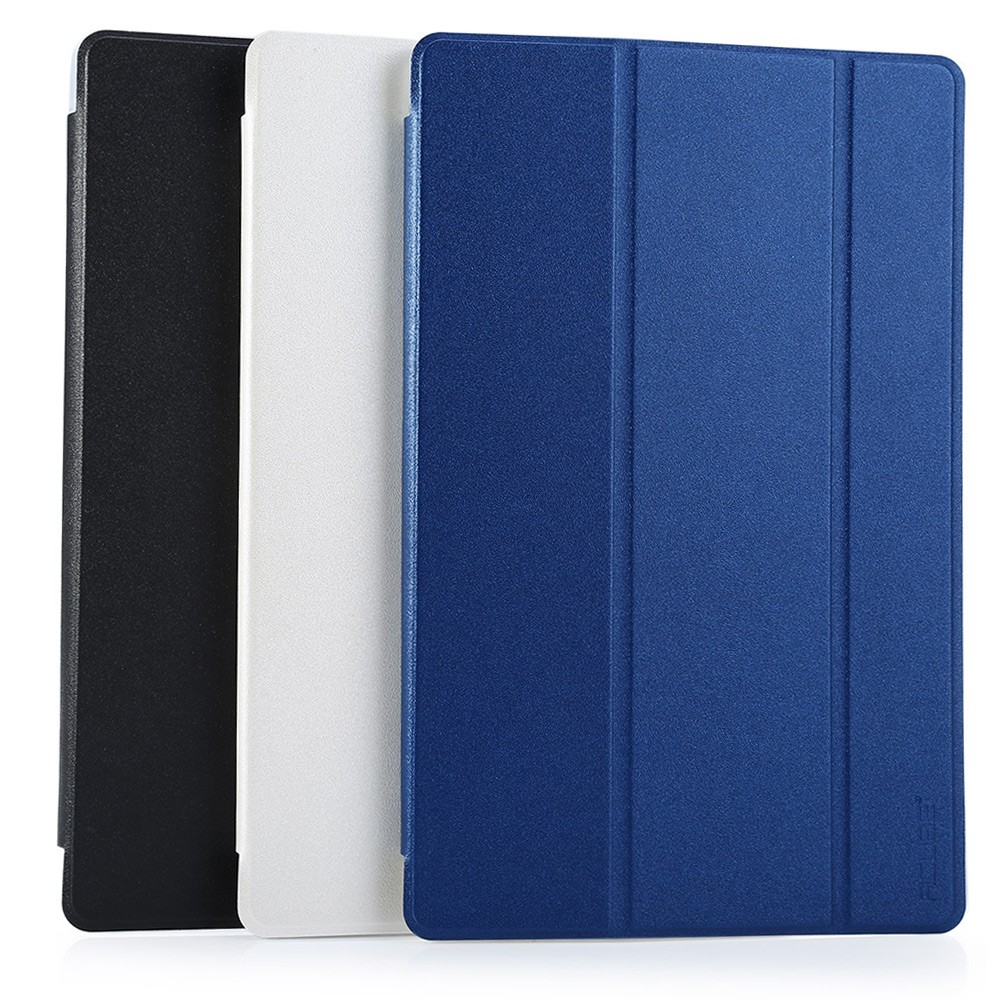 b1dd3b1fda504 PU Protective Case High Quality Full Body Folding Stand Design for Cube  iWork 10 Flagship Tablet