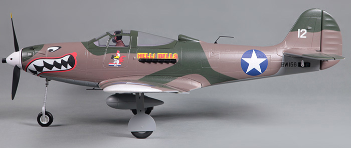 FMS P - 39 Hells Bells 980mm Wingspan EPO Fixed-wing PNP Without ESC