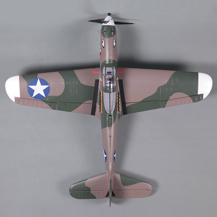 FMS P - 39 Hells Bells 980mm Wingspan EPO Fixed-wing KIT